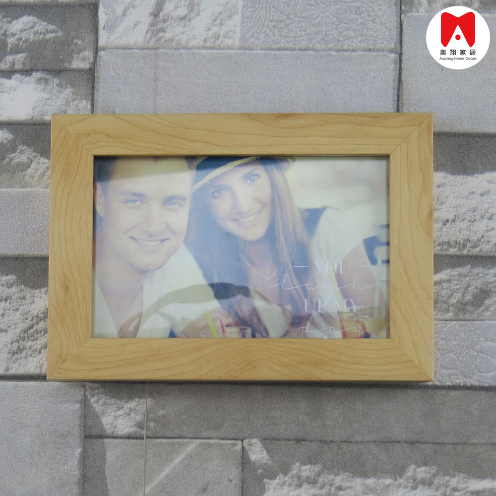 AOX-PS-H 1008 5X7 Plastic Photo Frame
